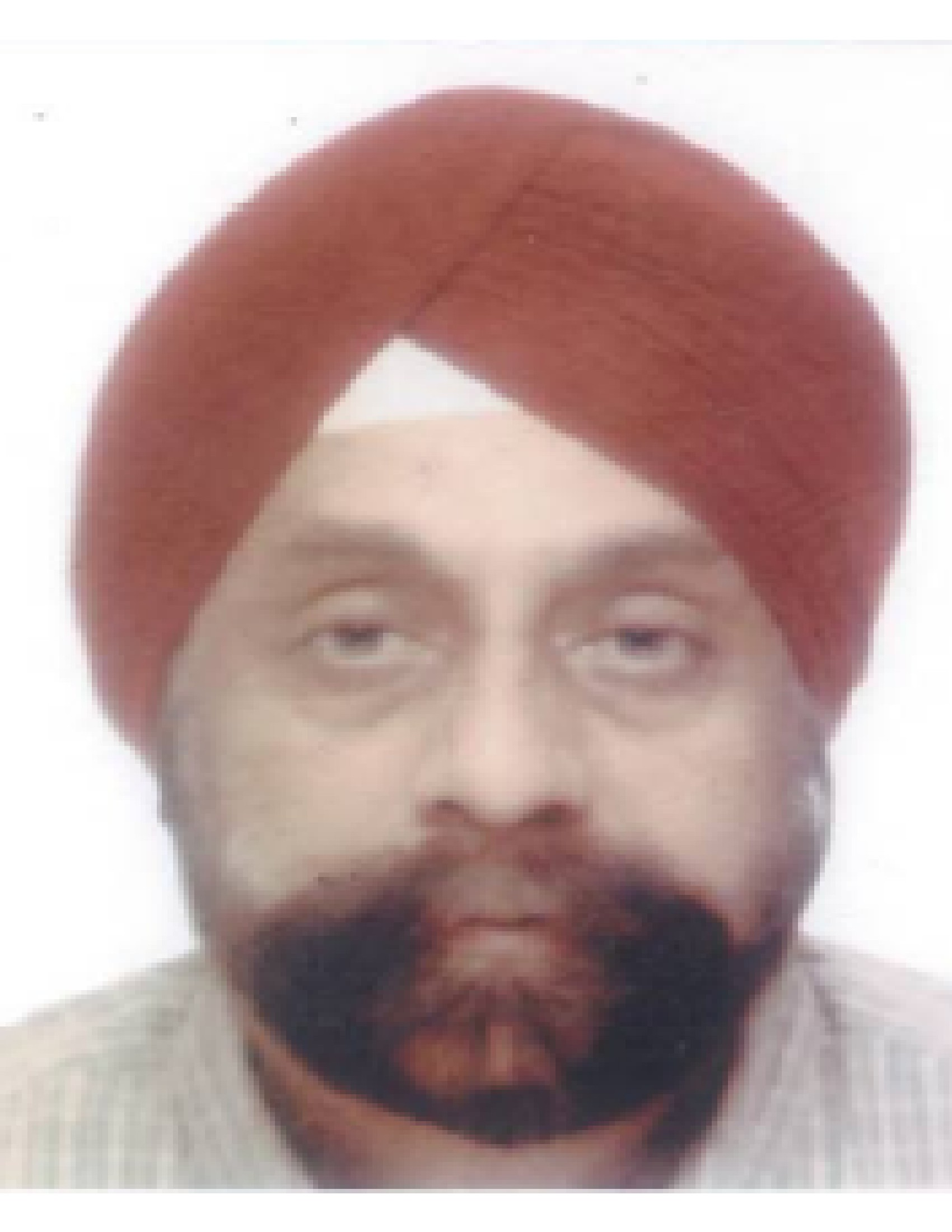 Mr. Harbans Singh Bagga